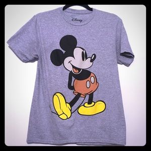 Disney Mickey Mouse Graphic Tee Shirt